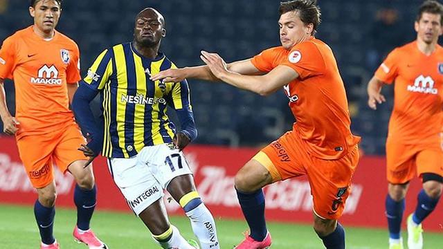Başakşehir Fenerbahçe'yi devirdi finale yükseldi !