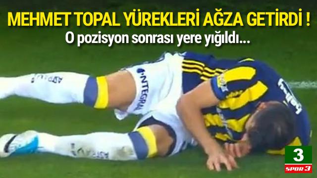 Mehmet Topal herkesi korkuttu !