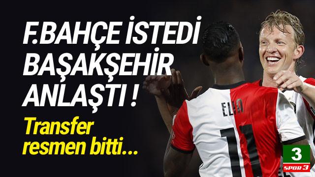 Fenerbahçe istedi, Başakşehir anlaştı !