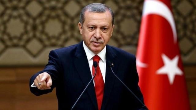 Erdoğan'dan gençlere: 2053 kızıl elması sizlere emanet