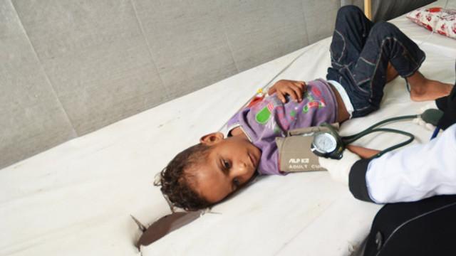 İki ülkede kolera salgını !