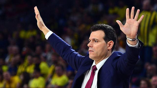 Dimitris Itoudis'i sinirlendiren soru