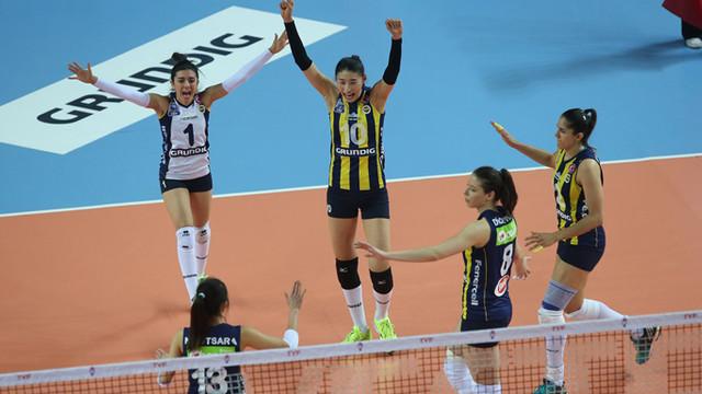 Filede şampiyon Fenerbahçe !