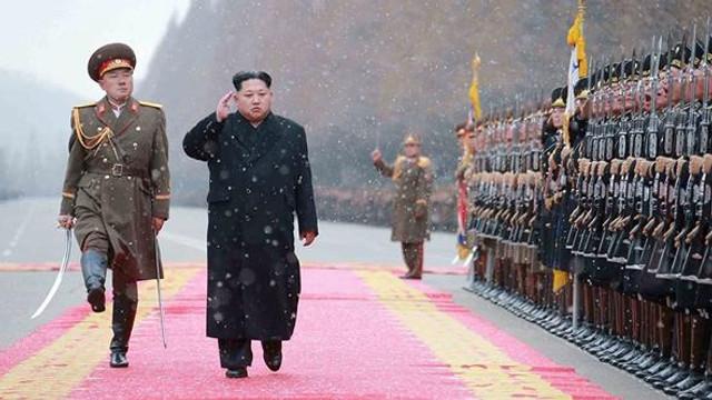 Kuzey kore ''füze denemesi'' yaptı