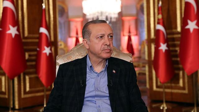 Cumhurbaşkanı Erdoğan'dan Fenerbahçe'ye kutlama