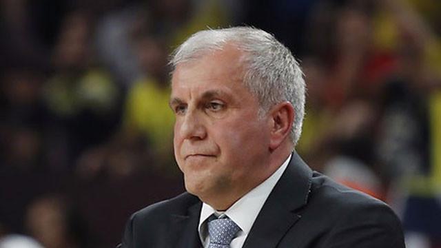 Obradovic: ''Bu takımı kurmak için çok çalıştık''
