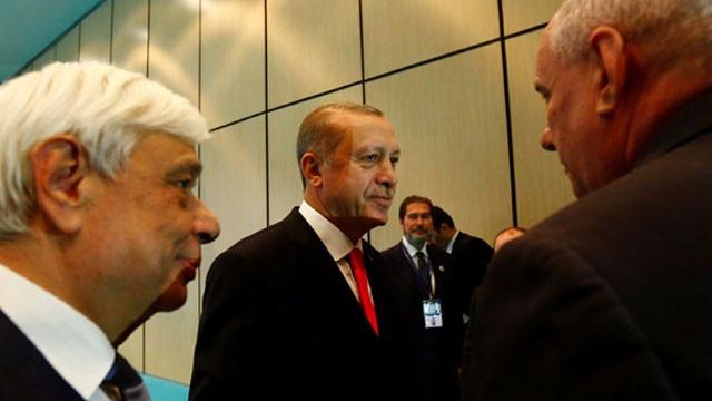 Cumhurbaşkanı Erdoğan'ın Fenerbahçe sohbeti