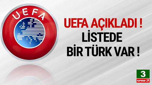Ozan Kabak UEFA listesinde !