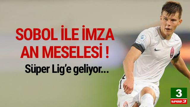 Fenerbahçe Sobol ile anlaşmak üzere