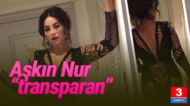 Aşkın Nur Yengi'nin transparan cesareti