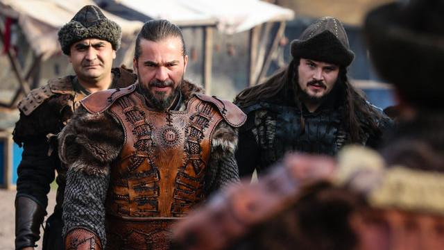 Diriliş Ertuğrul'da Sultan Alaaddin Zehirleniyor