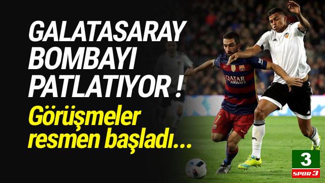 Galatasaray görüşmelere başladı ! Geliyor...