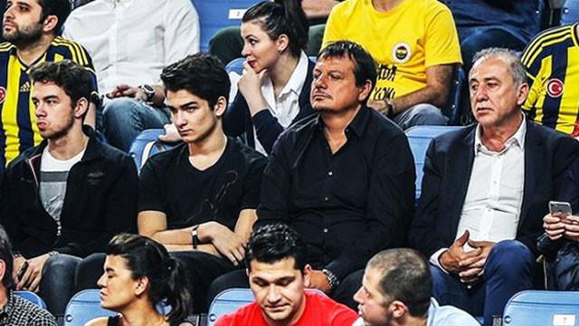 Ergin Ataman: ''Fenerbahçe'yi kutlamıyorum''