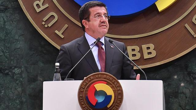 Zeybekçi merakla beklenen 'faiz' açıklamasını yaptı