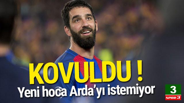 Barcelona Arda Turan'ı gönderiyor !
