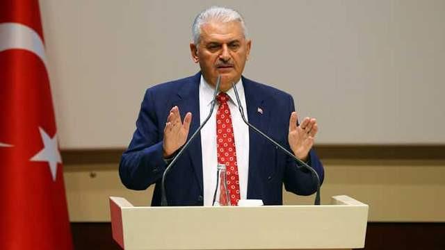İşte Başbakan Yıldırım'ın AK Parti'deki yeni görevi