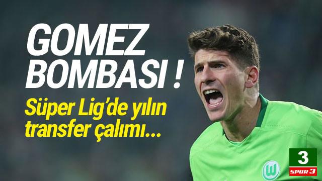 Galatasaray'dan Gomez bombası !