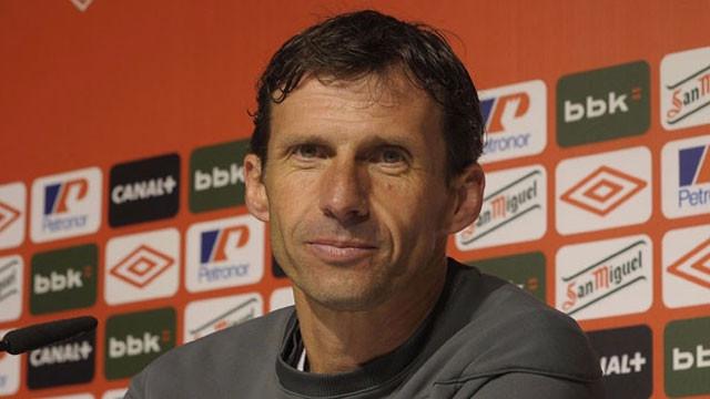 Bilbao'nun yeni hocası Jose Angel Ziganda