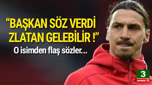 Mehmet Demirkol: Ibrahimovic gelebilir !