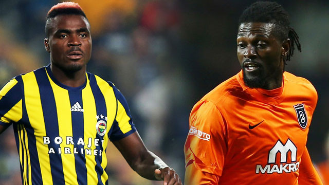 Başakşehir'den Fenerbahçe'ye 'Emenike'yi verin Adebayor'u alın' teklifi