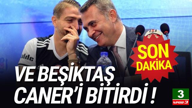 Beşiktaş, Caner Erkin transferini bitirdi !