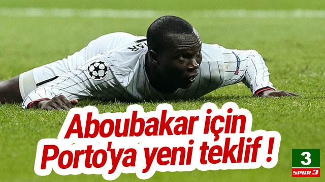 Aboubakar için Porto'ya yeni teklif