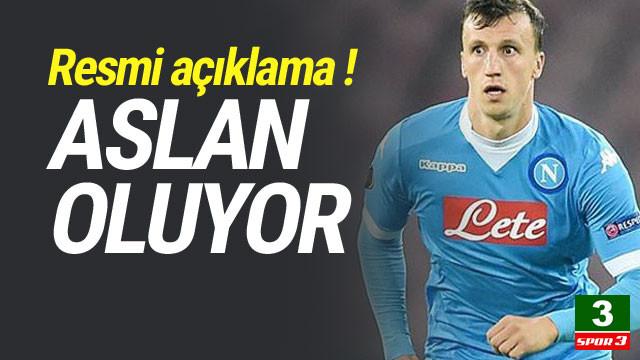 Yıldız futbolcu Galatasaray yolunda !