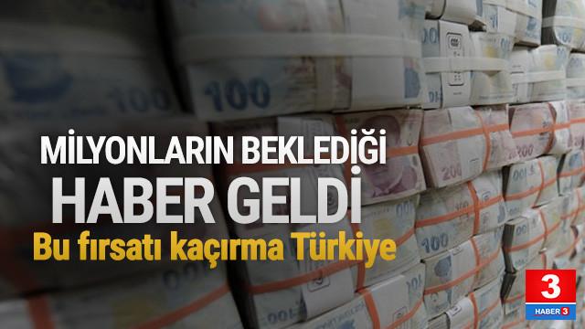 Erdoğan'dan Vergi ve Prim Borç Yapılandırması'na onay