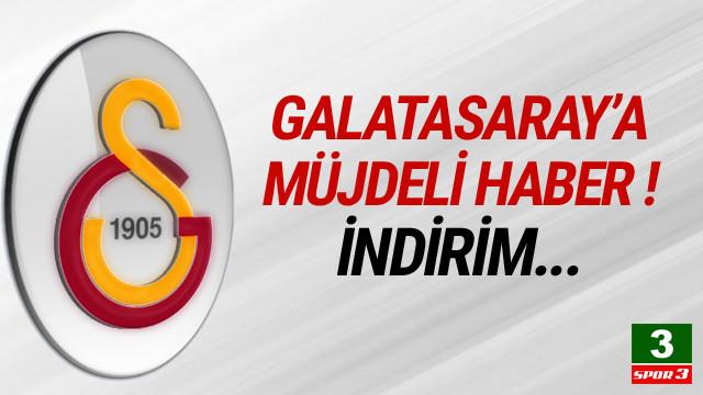 Galatasaray'a Bacca müjdesi !