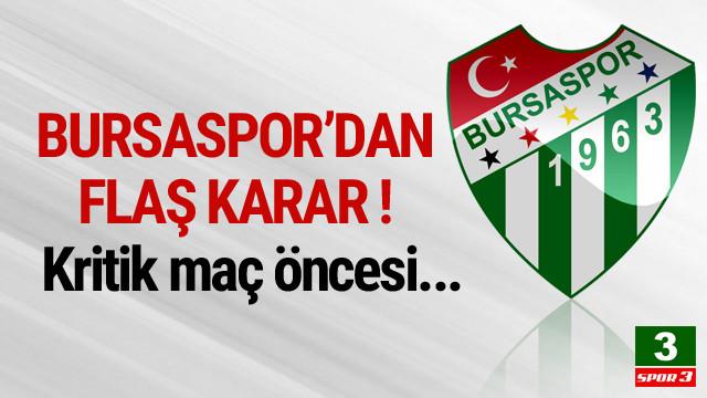 Bursaspor Battala'ya emanet !
