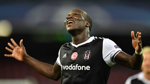 Aboubakar: Fenerbahçe'yi bana bırakın