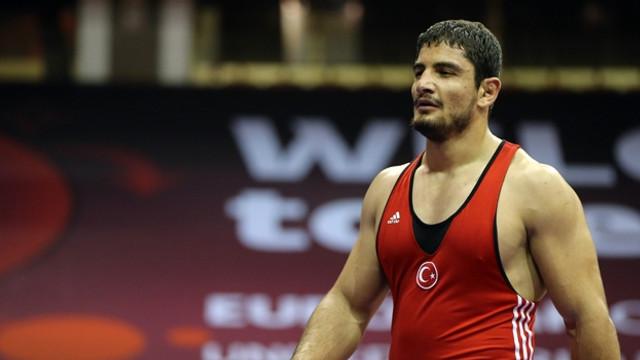 Taha Akgül Avrupa şampiyonu