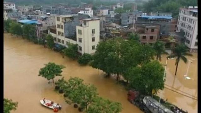 172 ev yıkıldı, binlerce kişi tahliye edildi