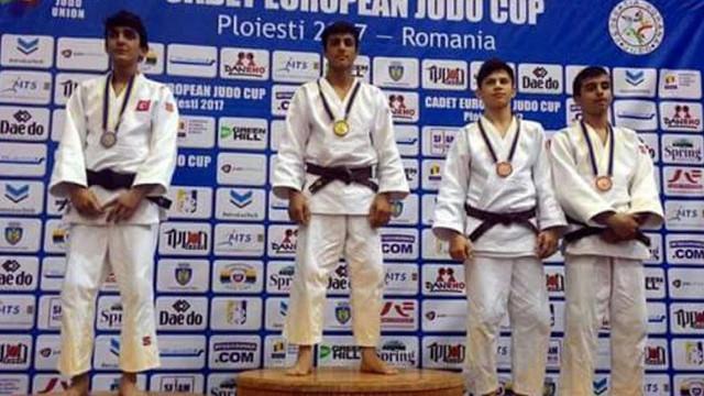 Osmangazili judocular Avrupa'yı salladı