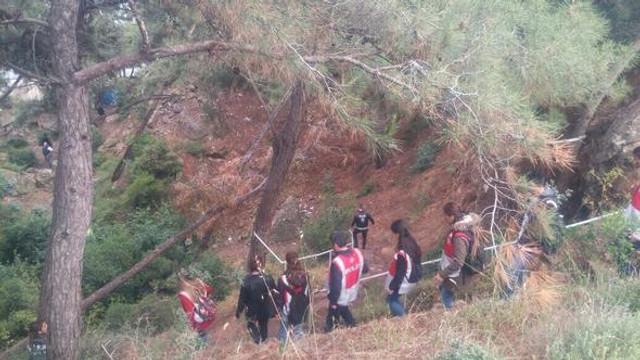 İstanbul'da kampçılara şok operasyon