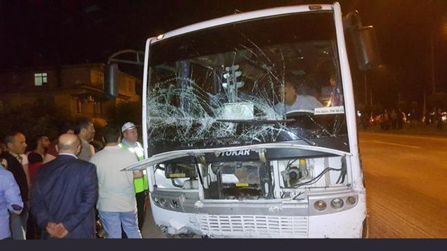 Samsun'da Feci Kaza! 5 Kişi Hayatını Kaybetti
