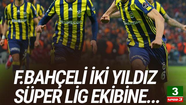 Fenerbahçeli 2 yıldıza talip var !