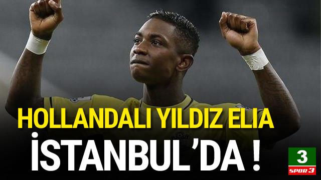 Başakşehir Hollandalı yıldızı İstanbul'a getirdi !