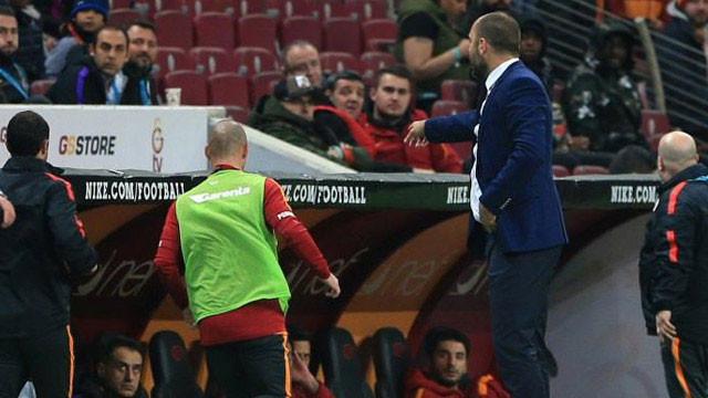 Wesley Sneijder'e Igor Tudor şoku!