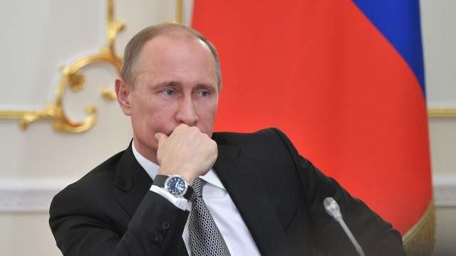 Putin'in sırrı ortaya çıktı