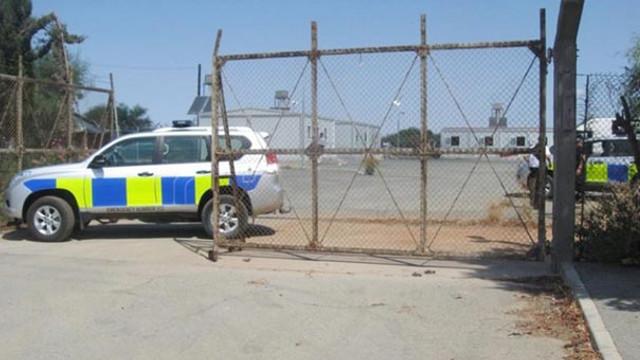 Kıbrıs'ta askeri üsse bombalı saldırı