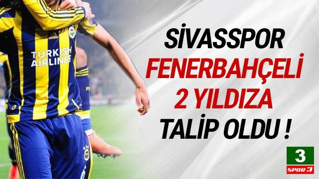 Sivasspor Volkan Şen ve Emenike'i istiyor