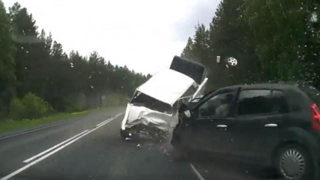 Ehliyetsiz sürücü dehşeti böyle yaşattı