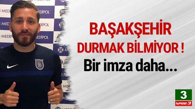 Tunay Torun Başakşehir'de !