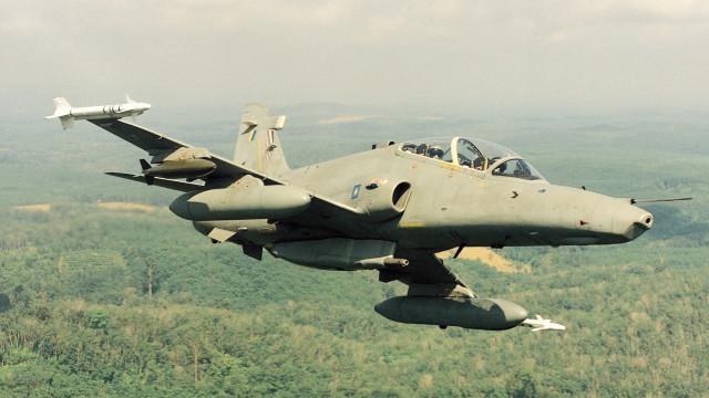 Malezya'da Kraliyet Hava Kuvvetlerine ait uçak kayboldu