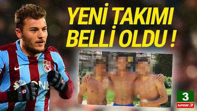 Yusuf Erdoğan'ın yeni takımı belli oldu