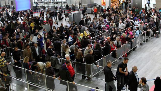 Havalimanlarında bir dönem sona erdi !