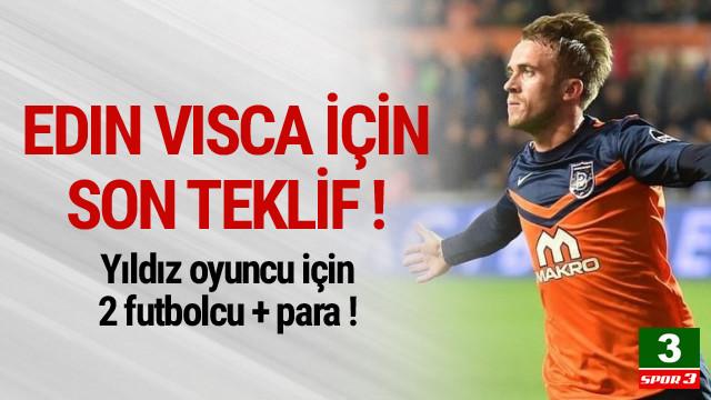 Trabzonspor Visca için son teklifini yaptı