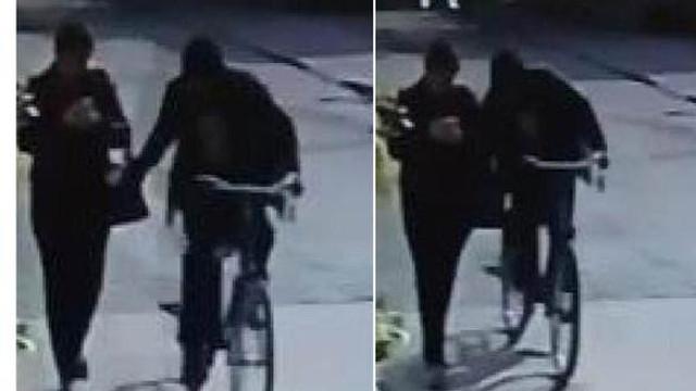 Bisikletli taciz suçuna böyle itiraz etti