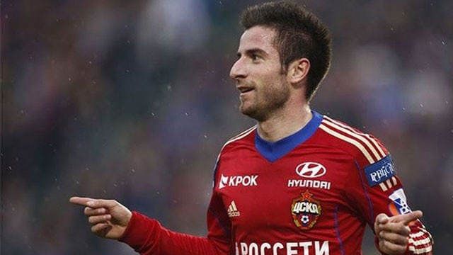 ''Zoran Tosic Galatasaray'da''